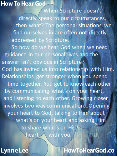 when scripture does not directly answer your question